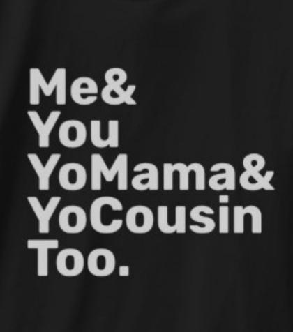 Me & You Tee