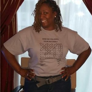 How Do You Rock Your Natural Tshirt - Asista Designs