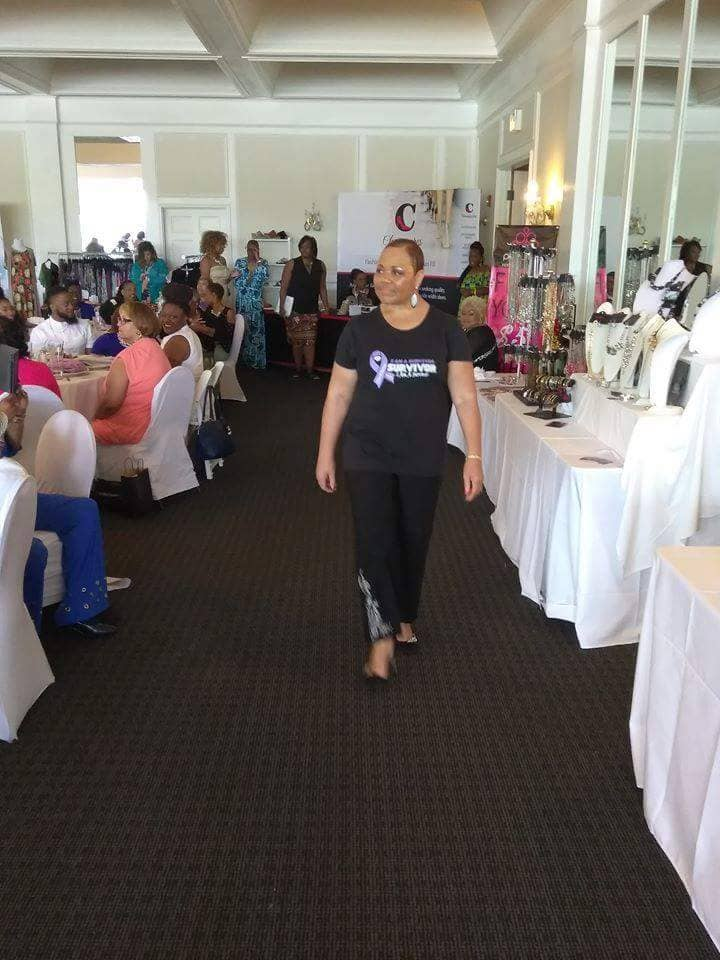 Asista Designs Breast Cancer Awareness Tee