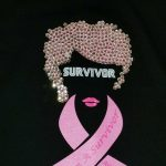 Asista Designs Breast Cancer Awareness Tee
