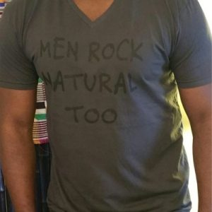 Men Rock Natural Too Tee
