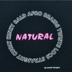 Natural Circle Tee by Asista Designs